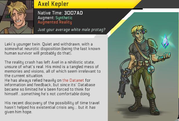 Axel Kepler