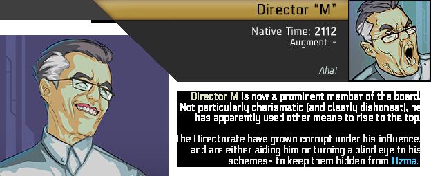 Director M