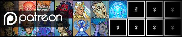 Avatar Pack on Patreon!