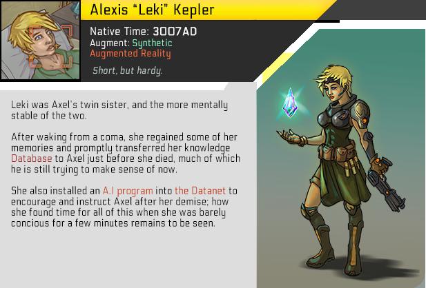 Alexis Kepler