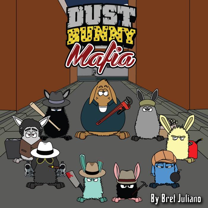 Trailer Poster- Dust Bunny Mafia