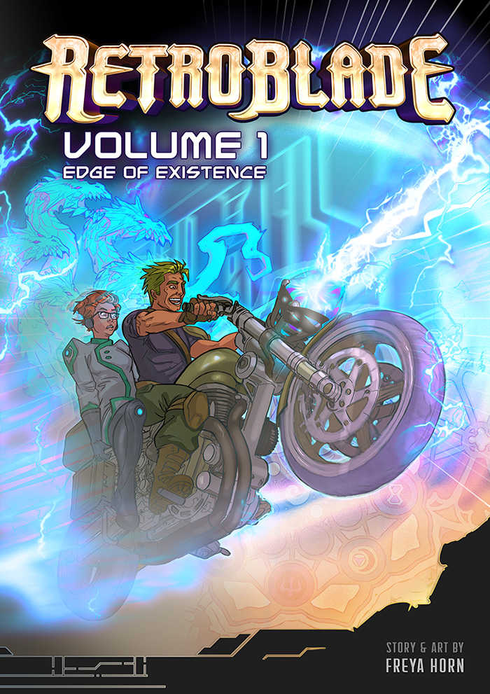Volume One: Cover